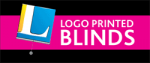 Logo Printed Blinds