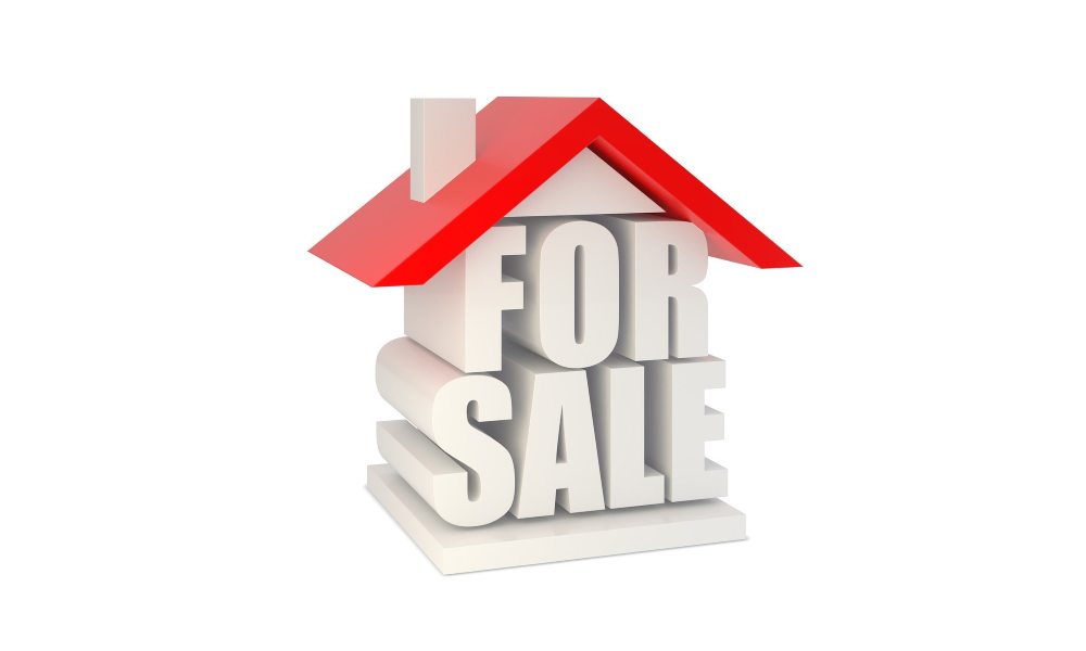 house for sale graphic